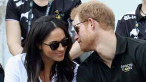 Prince Harry and Meghan Markle recently attend a Wheelchair Tennis match during the Invictus Games