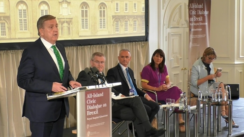 Enterprise preparing for Brexit | All-Island Civic Dialogue on Brexit
