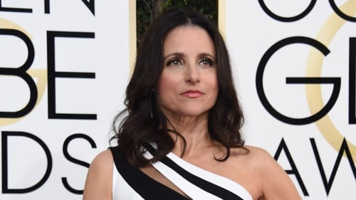 "Julia Louis-Dreyfus - ""1 in 8 women get breast cancer. Today, I'm the one"""
