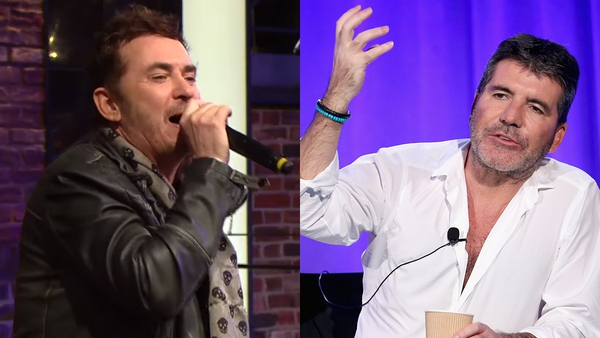 """Shane Richie - """"I was offered a deal by Simon, but my contract was with EastEnders, and I was happy to carry on playing Alfie"""""""