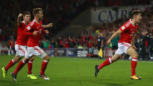 Chris Coleman trumps England by giving Wales call-up to David Brooks