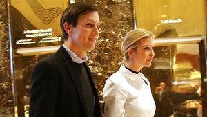 Both Jared Kushner and his wife Ivanka are reported to have used private email accounts