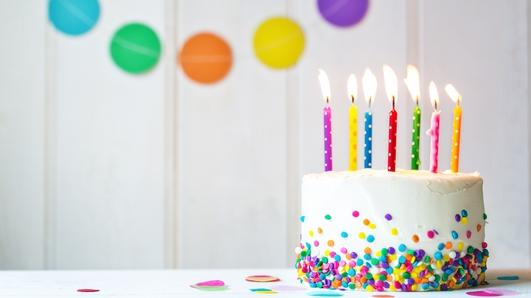 Peg Morgan's 100th Birthday