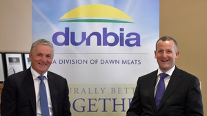 Former Dunbia CEO Jim Dobson will be the company's new CEO, while Niall Browne is its executive chairman