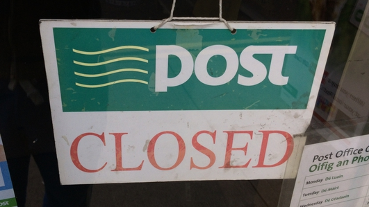 Postmasters Reject An Post Proposal