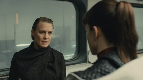 Robin Wright as Joshi in Blade Runner 2049