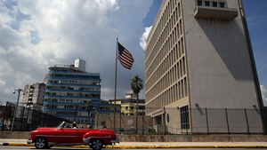 US officials say 21 embassy employees in Cuba have been injured
