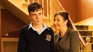 David Rawle and Pauline McLynn - Bringing the laughs to RTÉ One this Saturday at 10.05pm