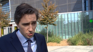 Simon Harris said 'Some of this week's attempts by the bishop to purport to be a medical expert have been extraordinarily disappointing'