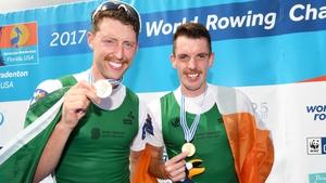 Mark O'Donovan and Shane O'Driscoll