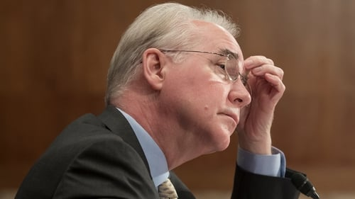 Tom Price has battled to keep a position he has held for less than eight months