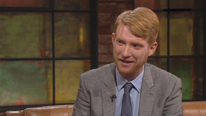"Domhnall Gleeson - ""Maybe it would have been nice to take my mam's surname just to get it out there. I'm afraid I'm just not a good-enough son that it crossed my mind"""