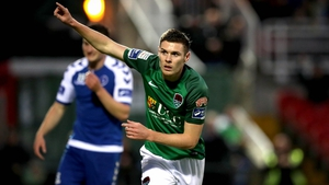 Gary Buckley's goal was enough to send Cork to the FAI Cup final