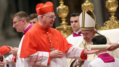 Cardinal Farrell said he expects Pope Francis to attend events at the World Meeting of Families next August