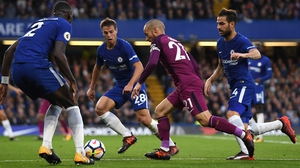 Manchester City were too good for Chelsea