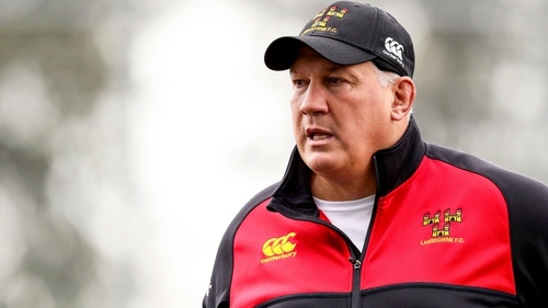 Mike Ruddock has joined up with Ospreys