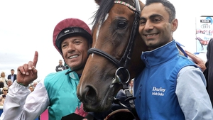 Frankie Dettori: 'I was very confident all week... she is a tremendous filly.'