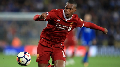 Daniel Sturridge could leave Merseyside this month