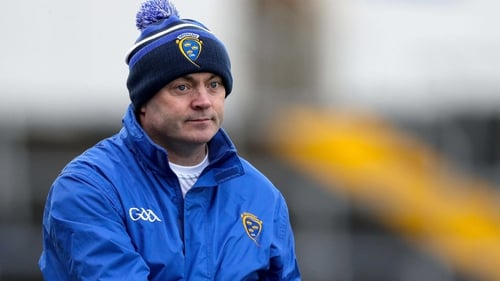 Anthony Daly is hoping to achieve success with Kilmacud Crokes