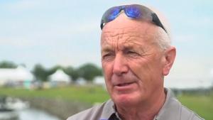 Irish rowing coach Dominic Casey