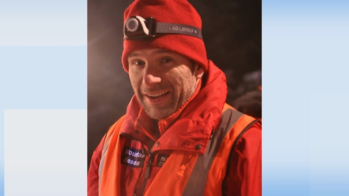 Tributes to 'wonderful' mountain rescuer Kevin