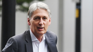 Philip Hammond said the leaked document was dated August 2019 - after Mr Johnson took office