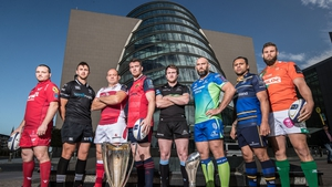 The Convention Centre saw the launch of the 2017/18 Champions Cup
