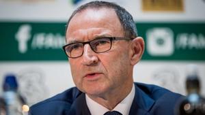 Martin O'Neill's future is still unclear