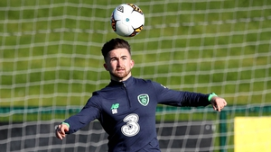 Eyes on the prize: Sea Maguire is dreaming of an Ireland debut