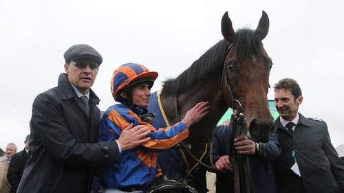 Aidan O'Brien and Ryan Moore have teamed up to win the last two editions of Britain's oldest Classic