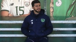 Shane Long sits out training