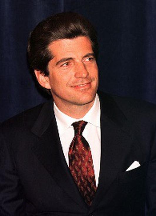 Meeting JohnJohn Kennedy