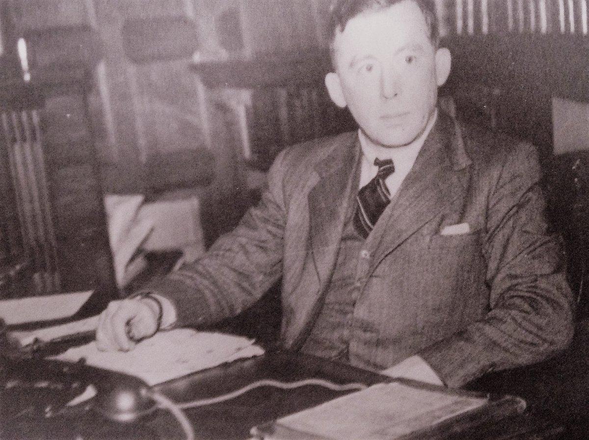 Richard Hayes, Nazi Codebreaker