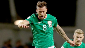 Daryl Murphy: 'It helps if you know someone's game but we train together every day.'