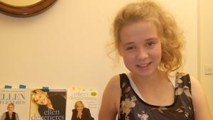 Eimear O'Tuathail: a bit of an Ellen fan