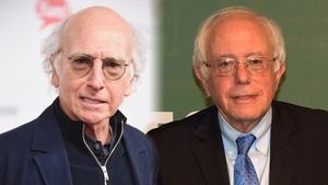 Pretty, pretty good! Cousin Larry and Cousin Bernie!