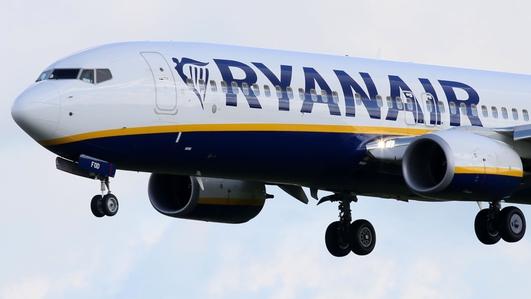 Ryanair Profits and Flight Seating