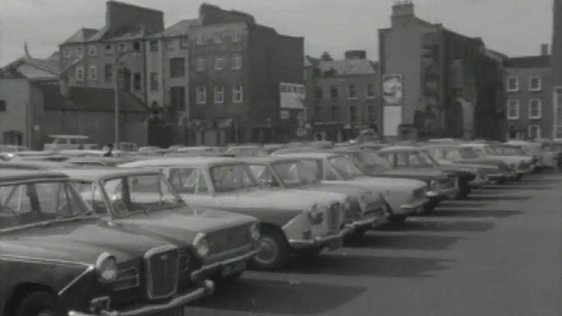 Waterford Street car park