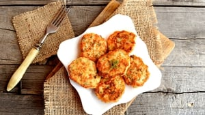 Martin Shanahan suggests three delicious types of fish cakes.