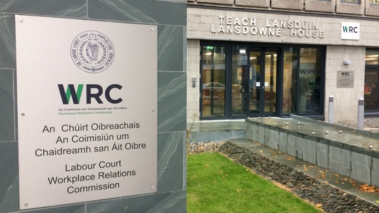 Man who was labelled with homophobic slur awarded €27,000 at WRC