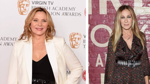 Sex and the bitchy… Kim Cattrall has pop at Sarah Jessica Parker