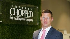Freshly Chopped's co-founder and managing director Brian Lee