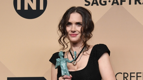 """Winona Ryder - """"I said, 'What if they show you a body?' and she said, 'If you don't see it happen, you don't believe it.' It's a weird, primal thing."""""""