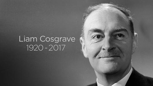 Remembering Liam Cosgrave