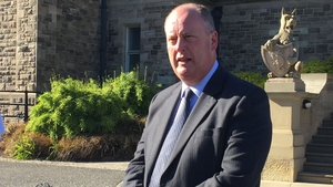 PSNI chief constable George Hamilton said the UVF was behind the intimidation of families in Cantrell Close