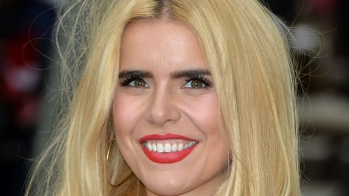 Paloma Faith: not too happy with the premise and quality of The Voice UK which she once judged