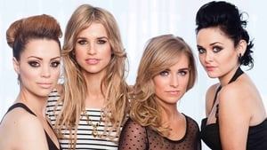 Fade Street's Cici Cavanagh, Vogue Williams, Louise Johnston and Dani Robinson
