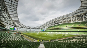 The Aviva Stadium faces a busy weekend