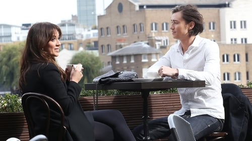 Sheree Murphy and Tim Kano film Neighbours in London
