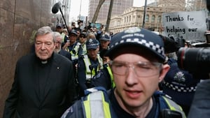 Cardinal Pell, a former Sydney and Melbourne archbishop, returned from Rome in July to fight the charges
